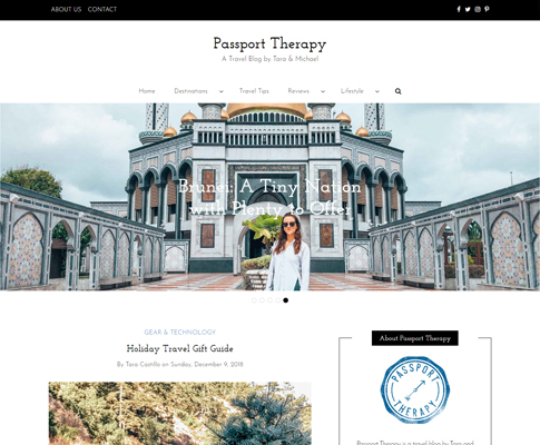 Free & Premium WordPress Blog themes 2019 by Scissor Themes